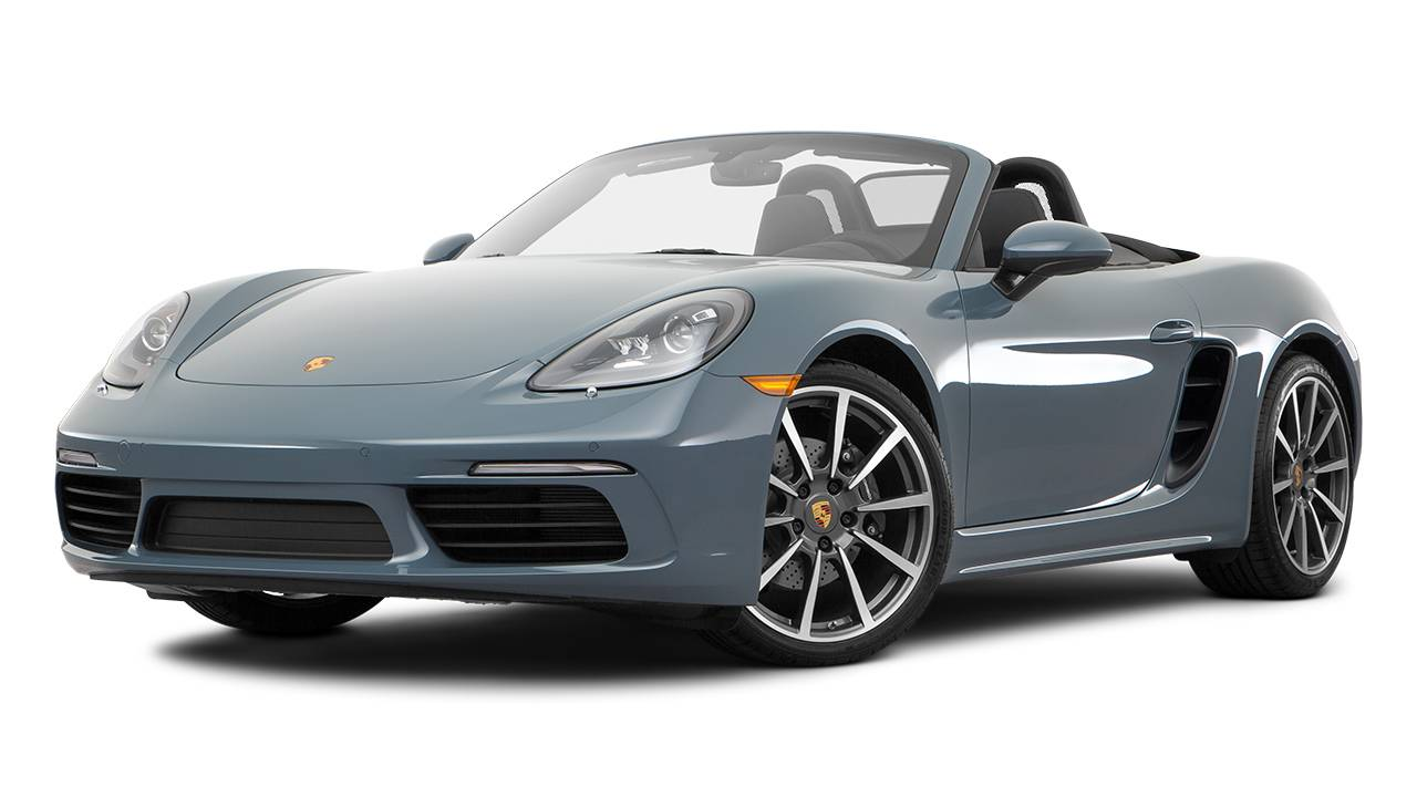 Lease A 2018 Porsche 718 Boxter Manual Awd In Canada