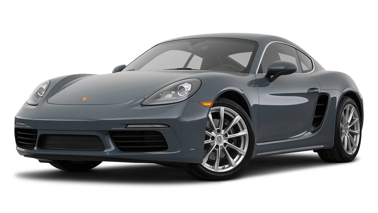 Lease A 2018 Porsche 718 Cayman Manual Awd In Canada