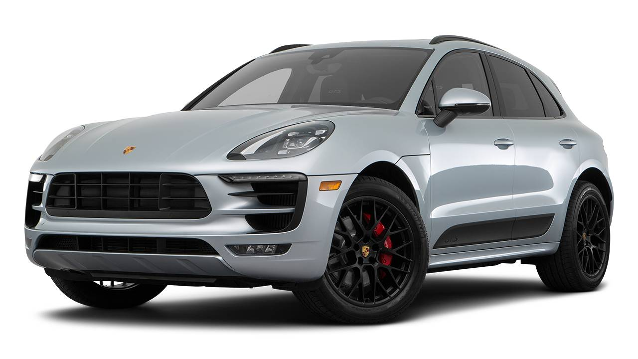 Lease a 2018 Porsche Macan Base Automatic AWD in Canada ...