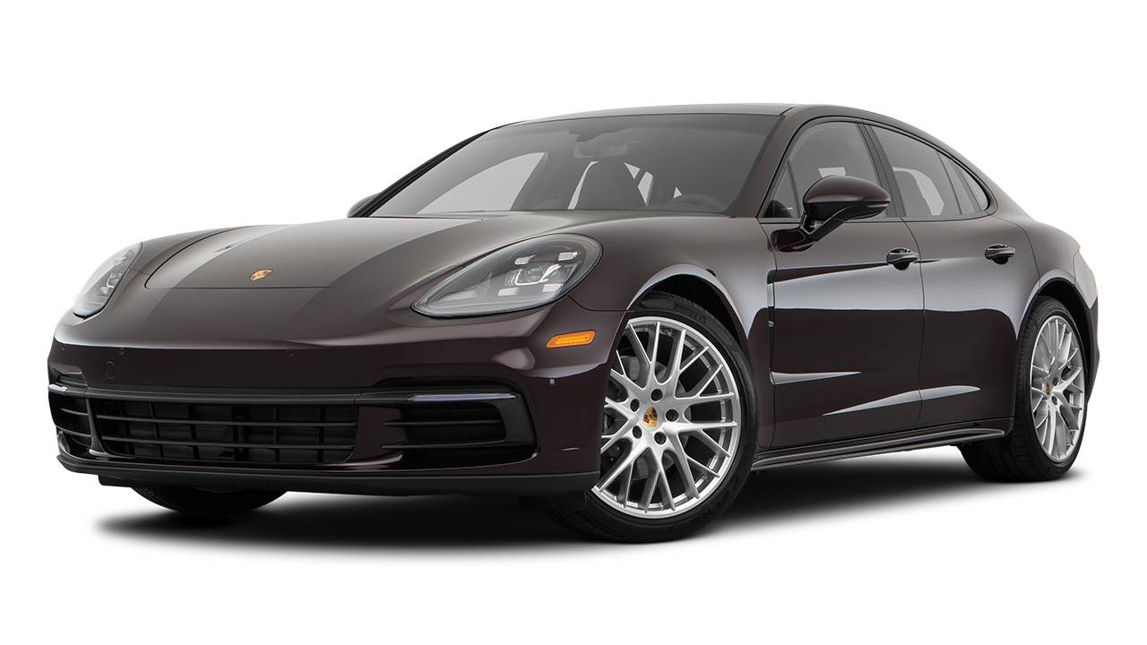 Lease A 2018 Porsche Panamera Automatic Awd In Canada
