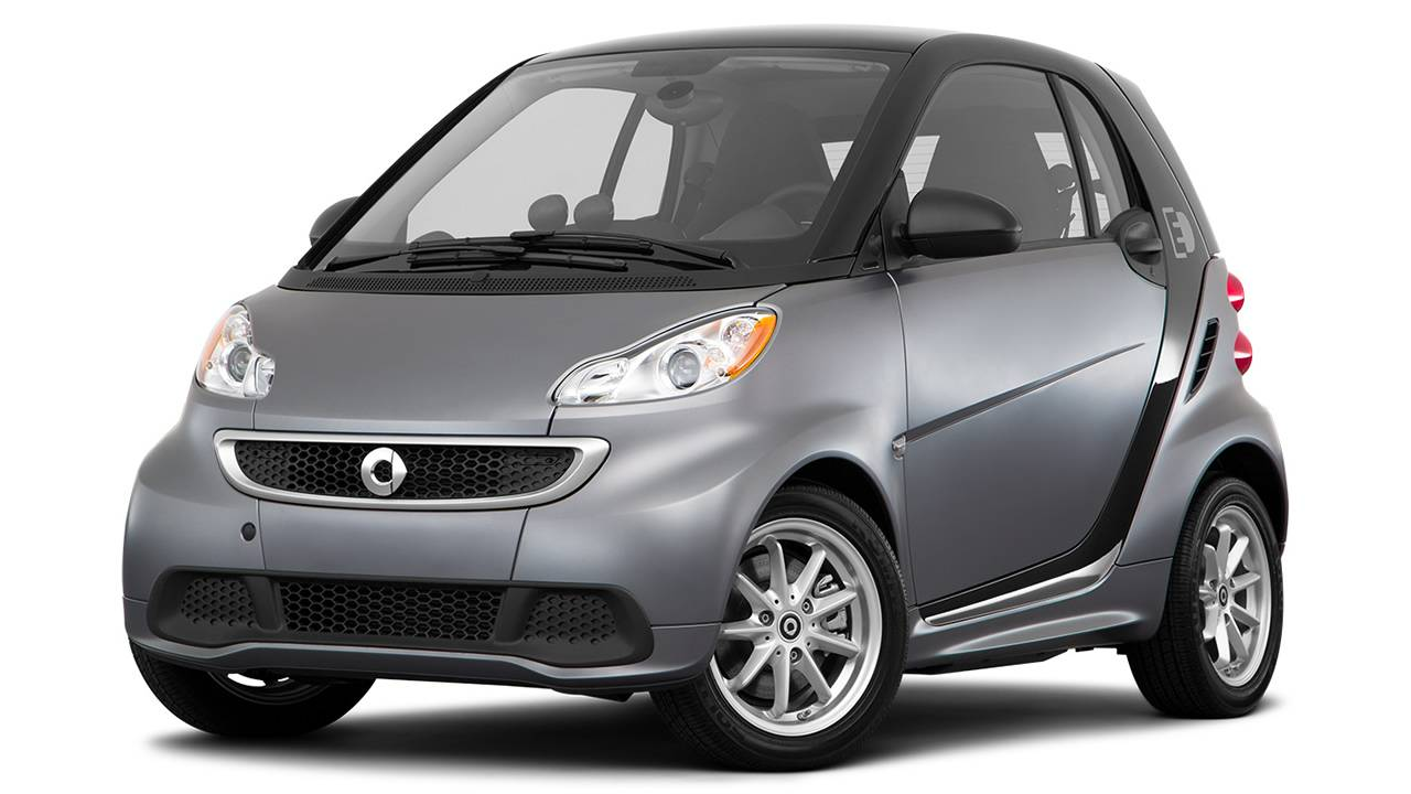 Lease A 2017 Smart Fortwo Electric Automatic Awd In Canada
