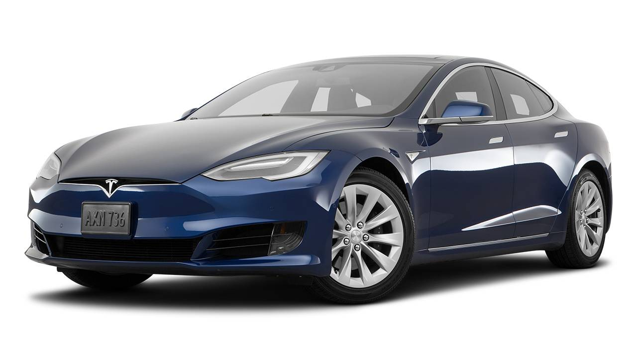 Lease A 2017 Tesla Model S 100d Automatic Awd In Canada