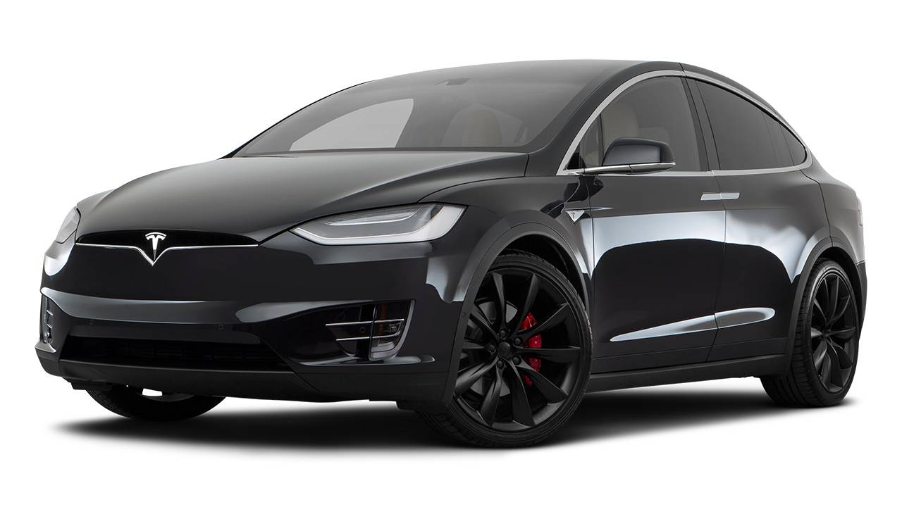 Lease A 2017 Tesla Model X 75d Automatic Awd In Canada