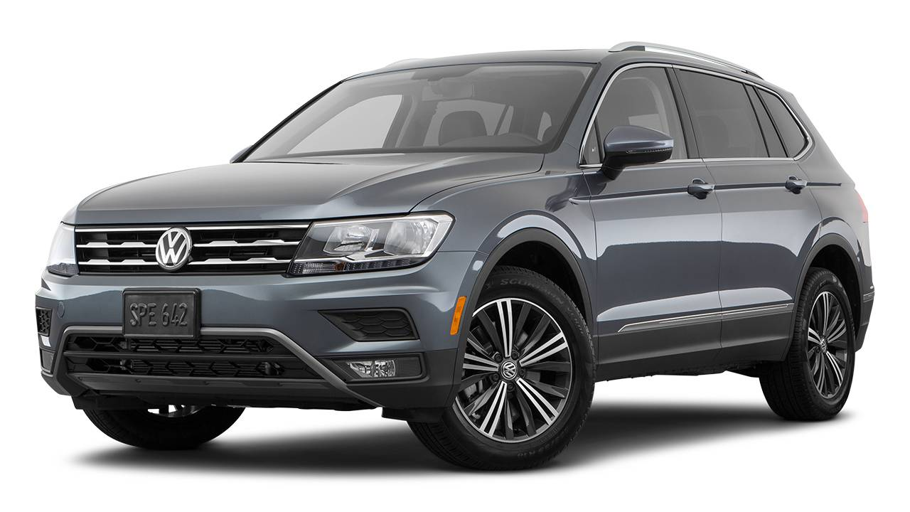 Cheapest Car To Lease Canada >> Lease a 2018 Volkswagen Tiguan Trendline Automatic AWD in ...