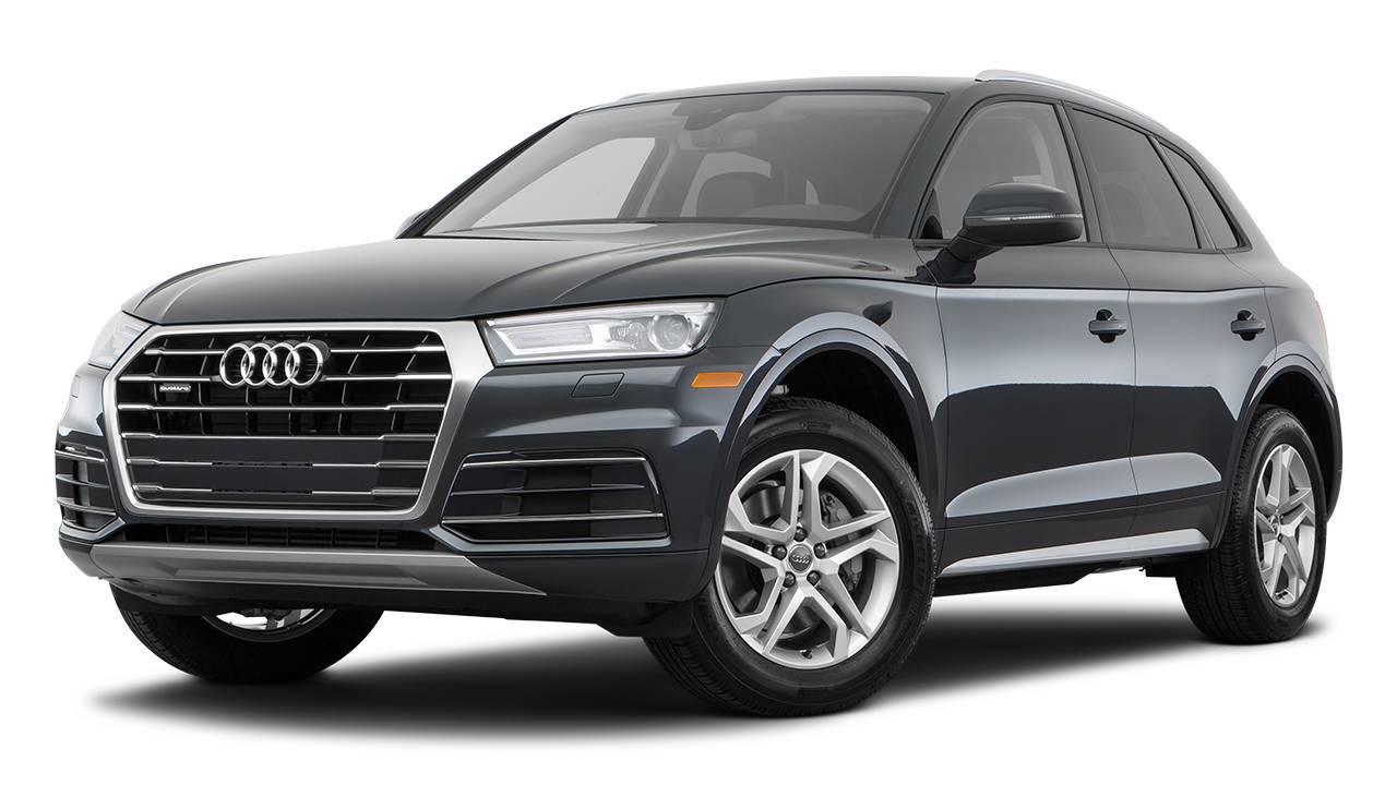 Lease a 2018 Audi Q5 Automatic AWD in Canada | LeaseCosts Canada