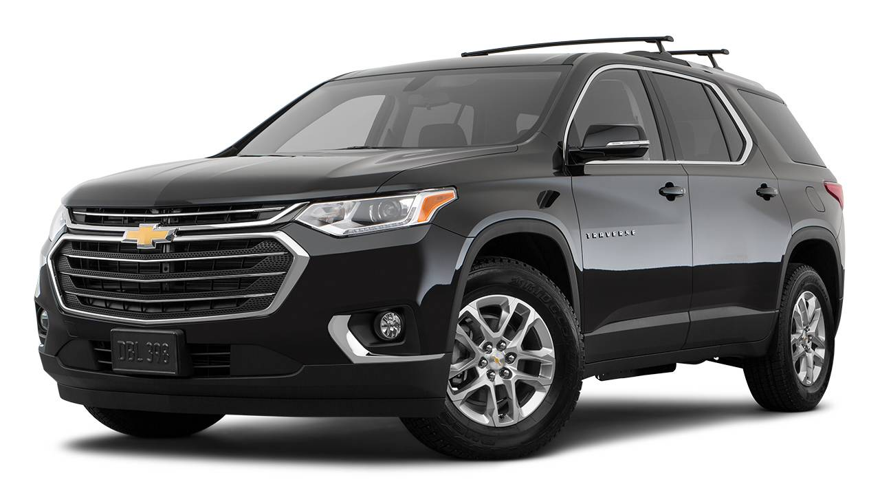 Lease A 2018 Chevrolet Traverse Ls Automatic 2wd In Canada