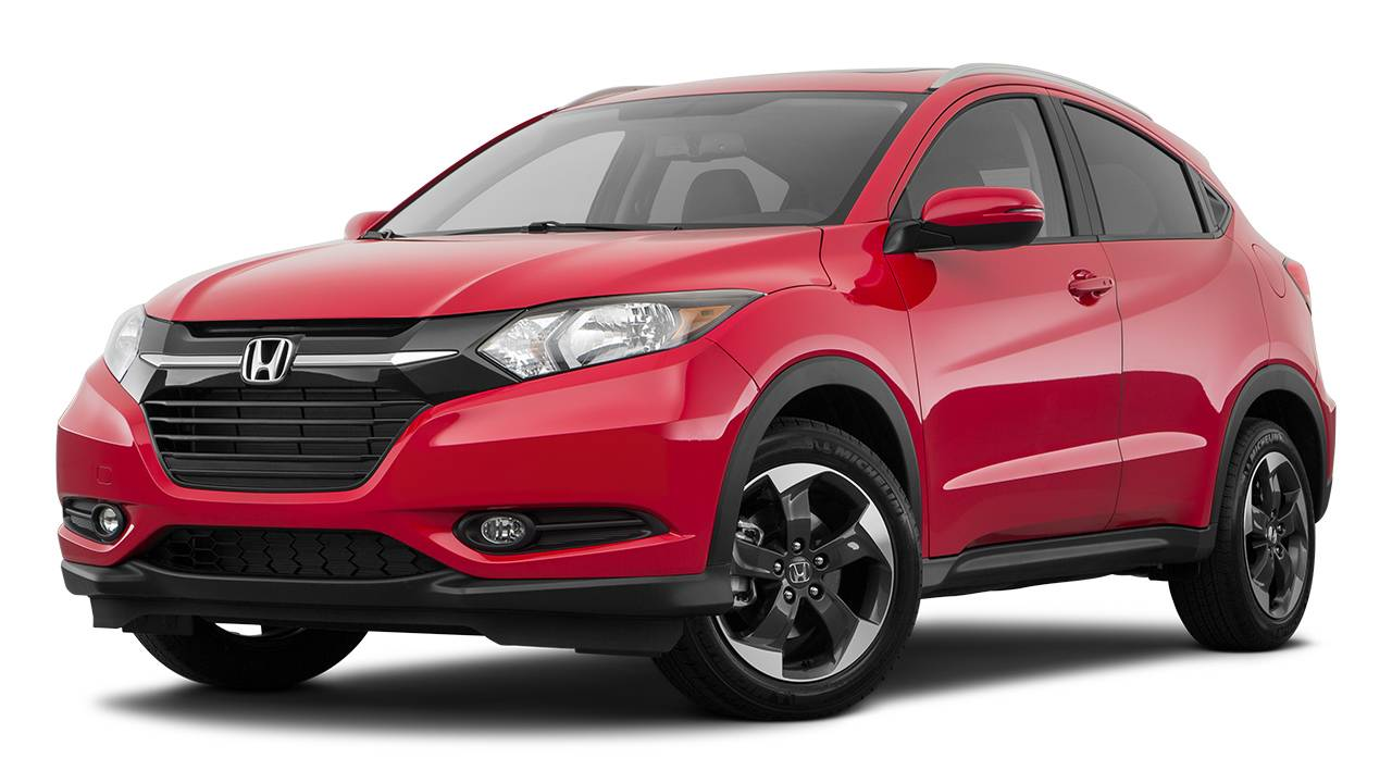 Lease A 2018 Honda Hr V Lx Manual 2wd In Canada