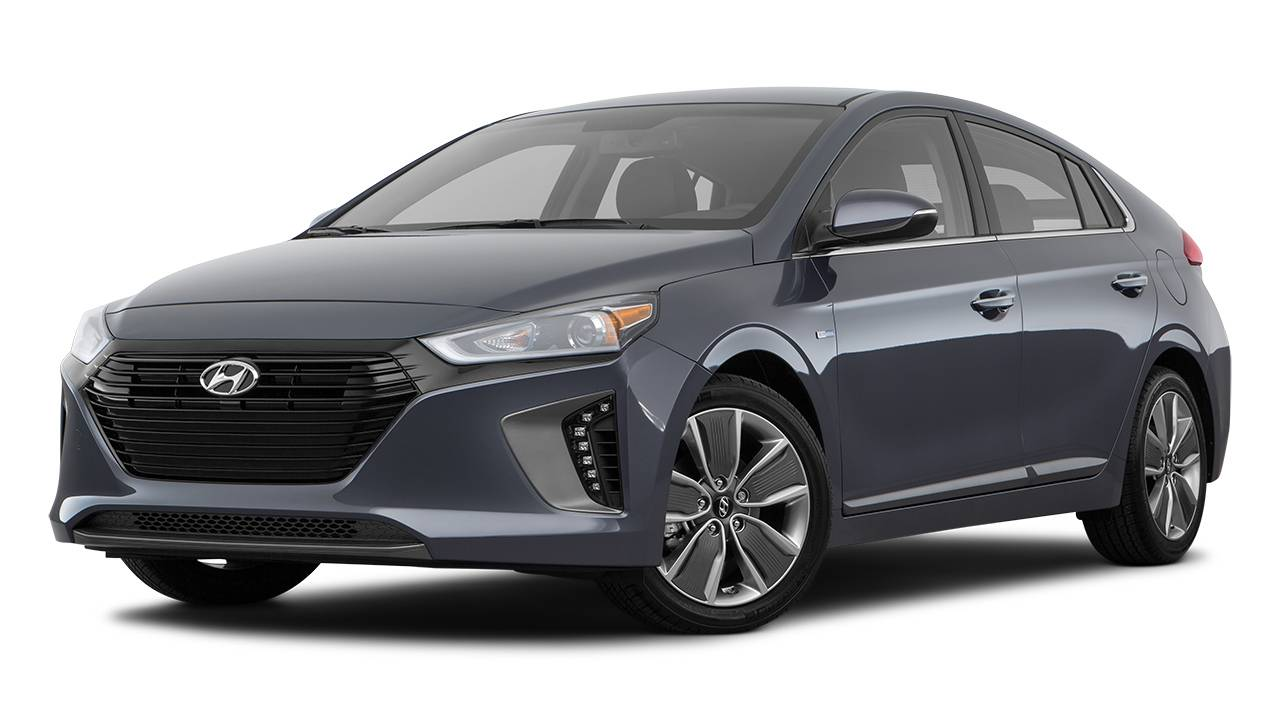 Lease A 2017 Hyundai Ioniq Electric Automatic 2wd In