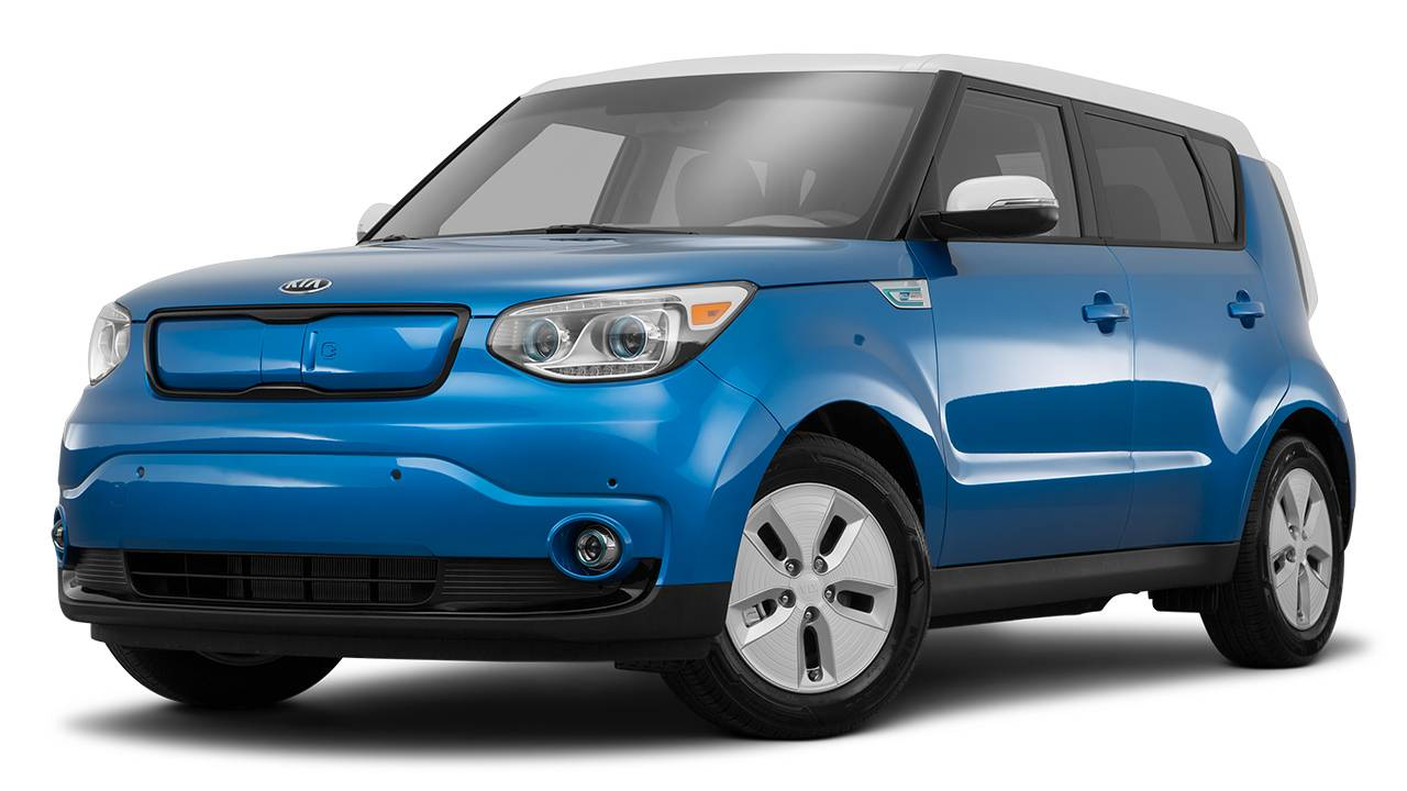 Lease A 2018 Kia Soul Electric Automatic 2wd In Canada