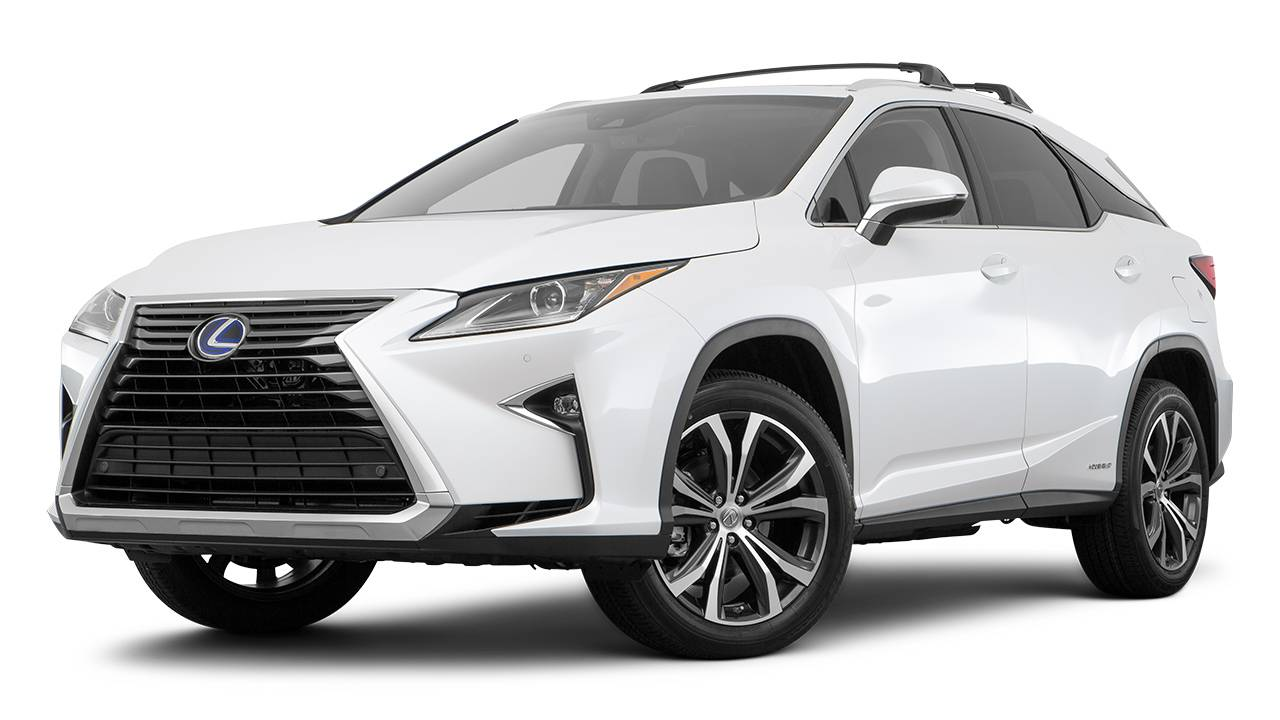 Lease A 2021 Lexus Rx 450h Hybrid Automatic 2wd In Canada Leasecosts Canada