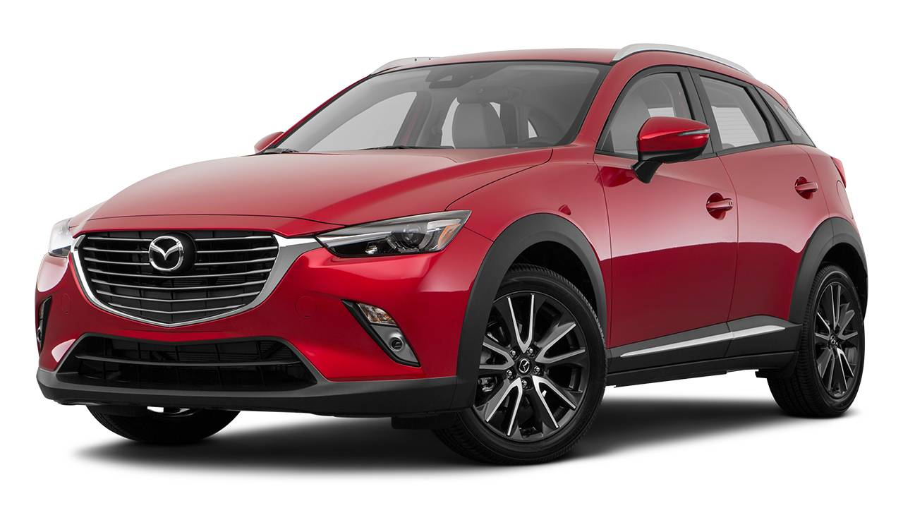 Lease A 2018 Mazda Cx 3 Gx Automatic 2wd In Canada
