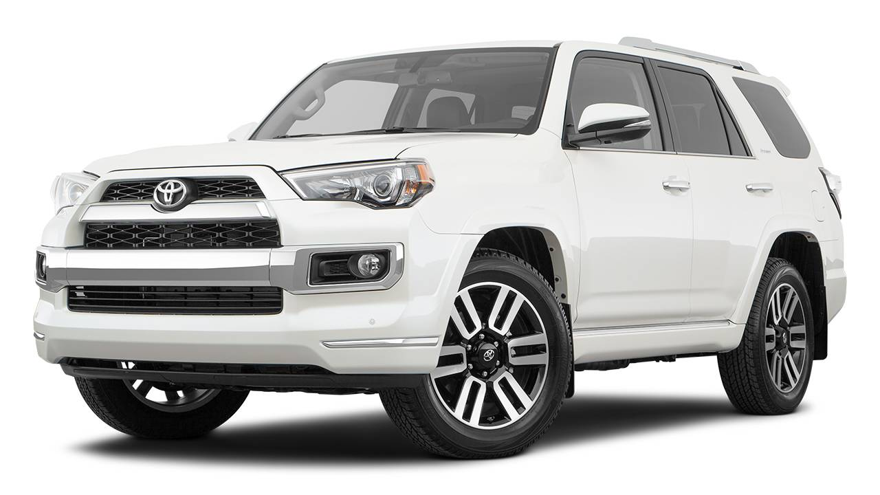 Lease A 2018 Toyota 4runner Automatic Awd In Canada