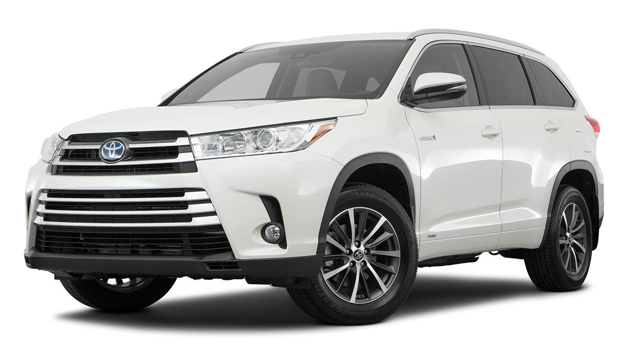 Car Lease Toyota Highlander