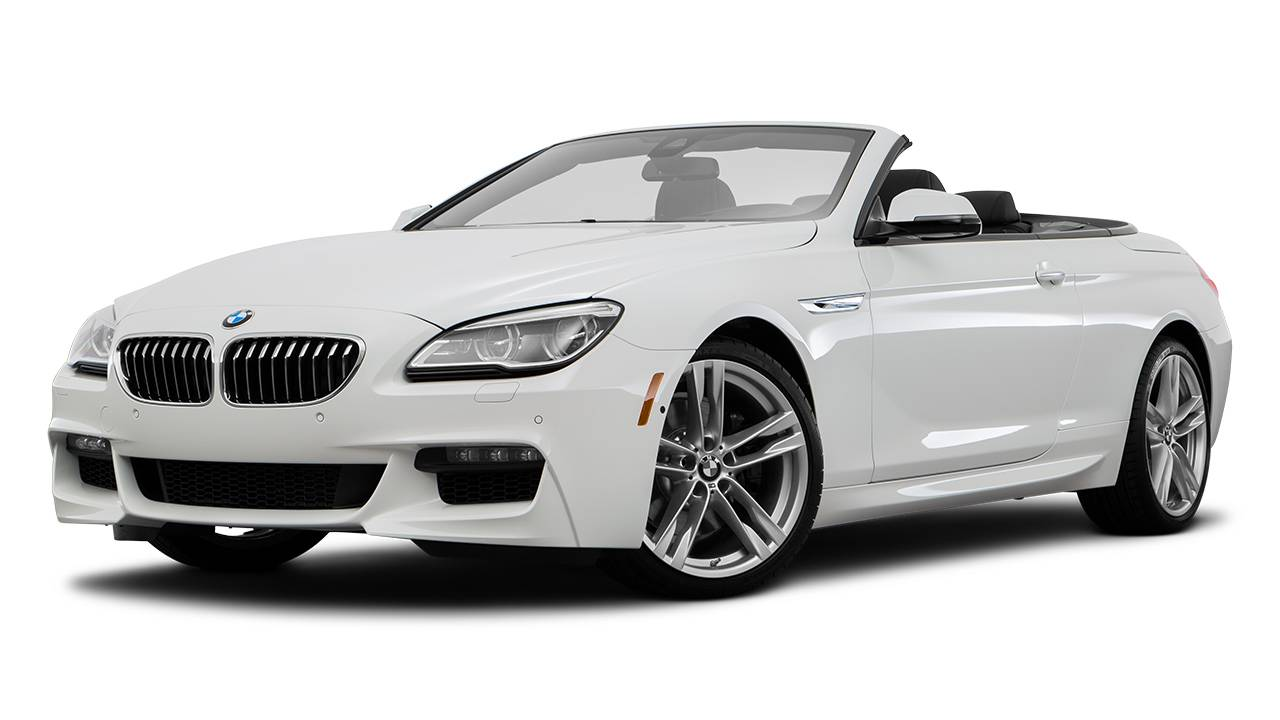 Lease A 2017 Bmw 650i Xdrive Cabriolet Automatic Awd In