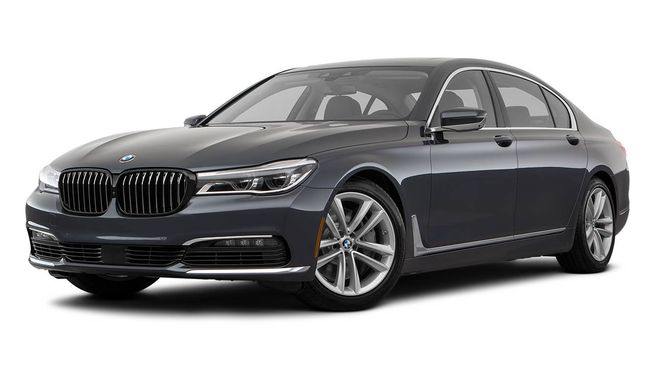 BMW 7 - a choice for the elite