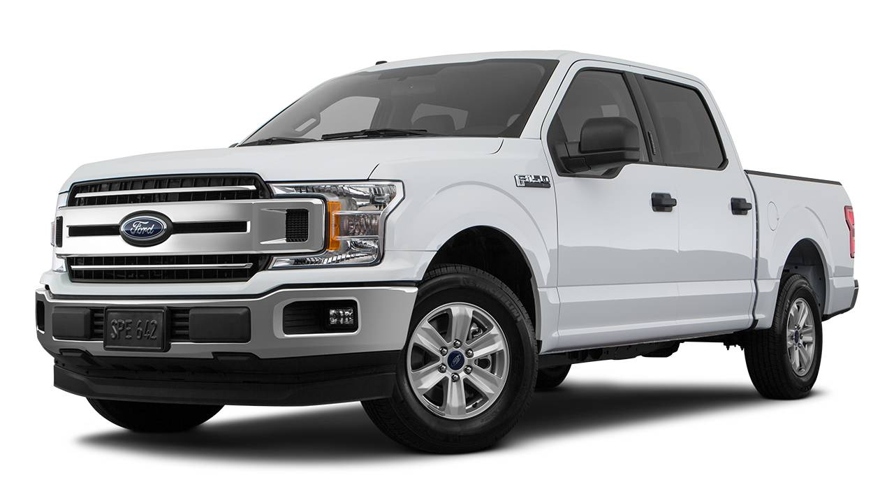 Lease a 2018 Ford F-150 Super Crew Automatic AWD in Canada ...