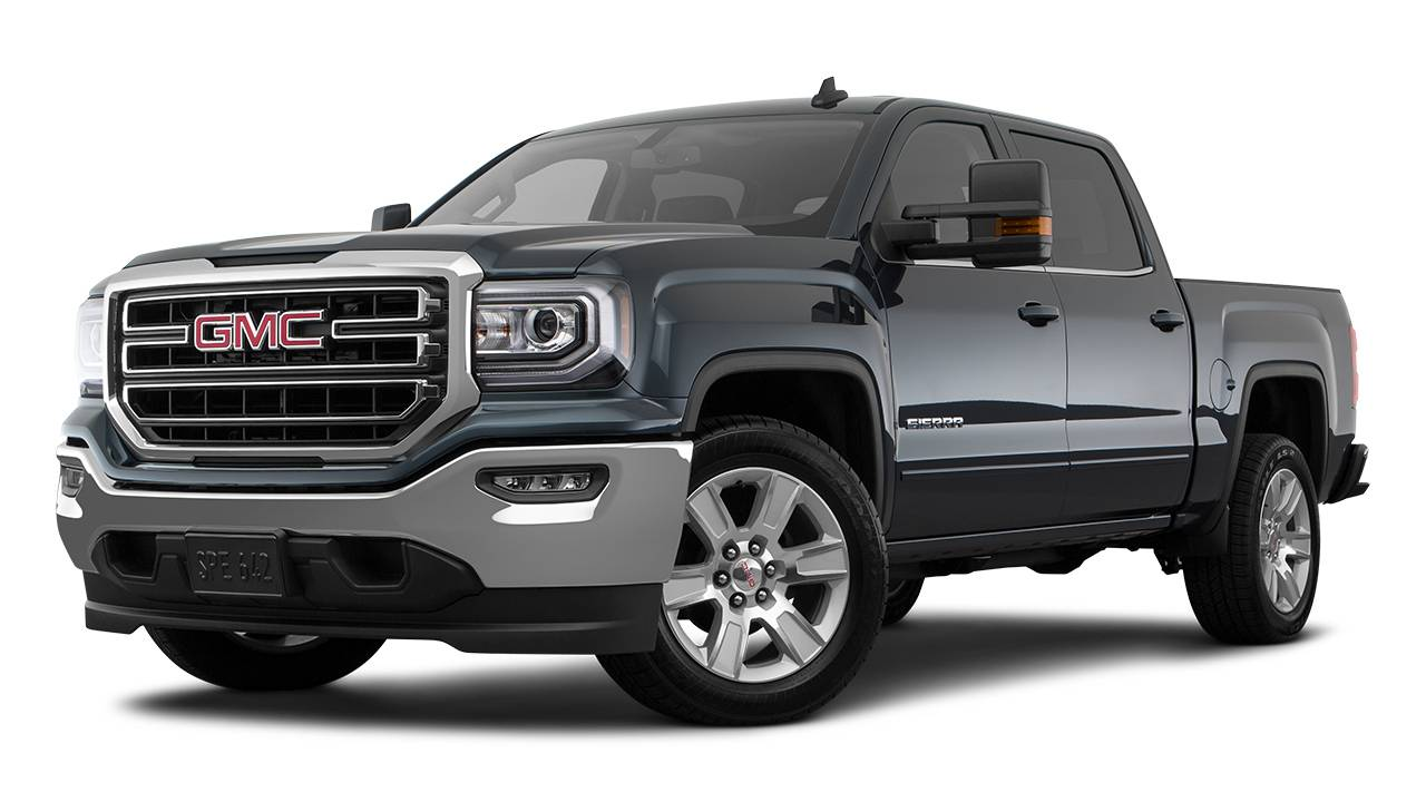 Lease a 2018 GMC Sierra 1500 Crew Cab Automatic 2WD in ...