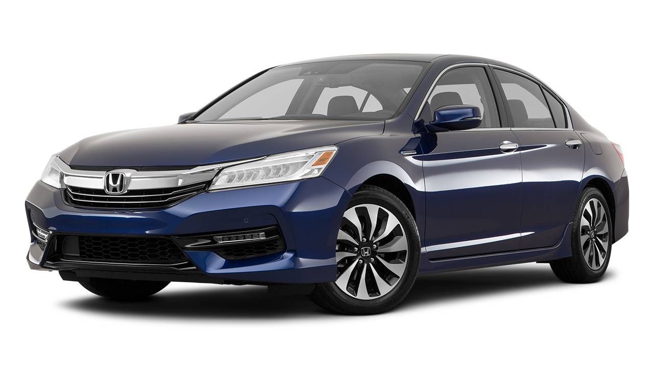 Lease a 2017 Honda Accord Hybrid CVT 2WD in Canada ...