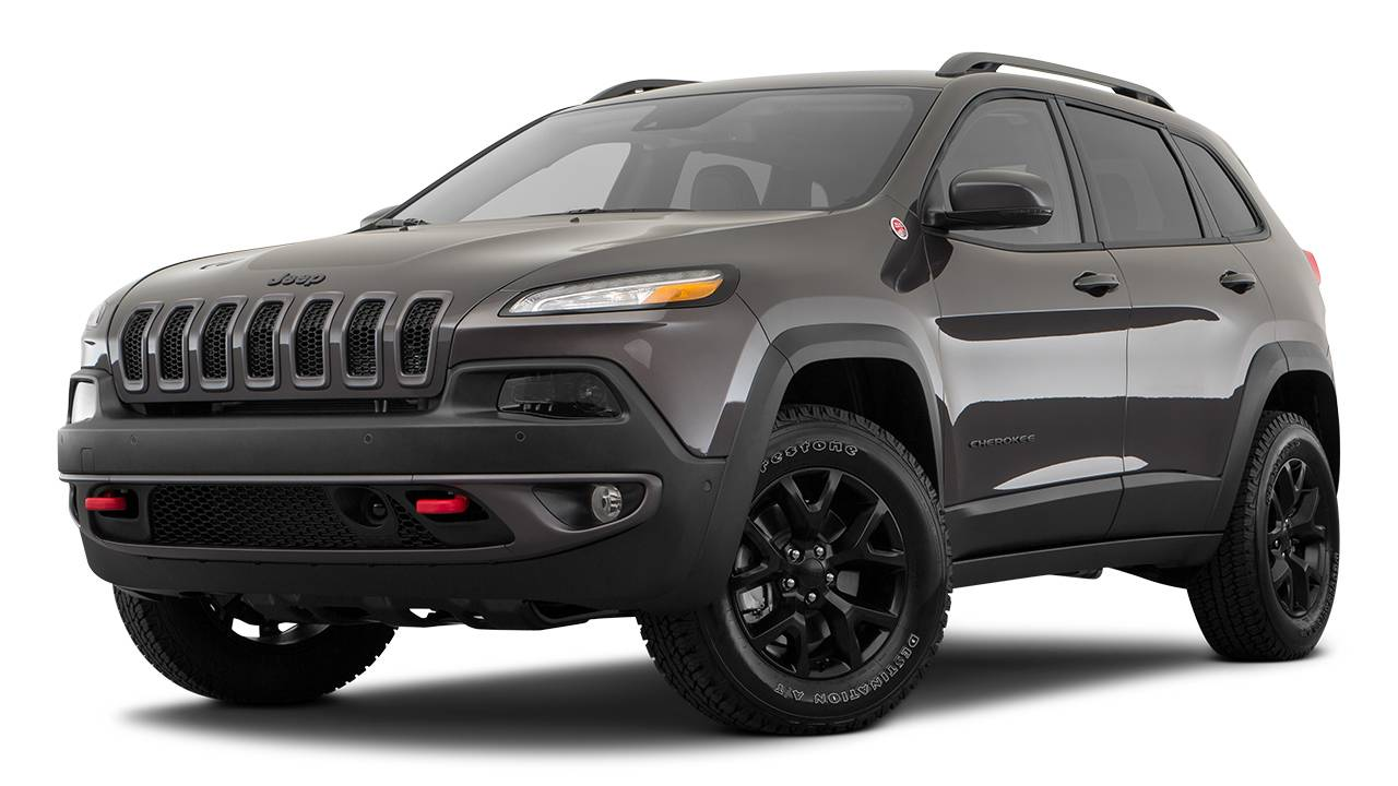 Lease a 2018 Jeep Cherokee Sport Automatic AWD in Canada ...