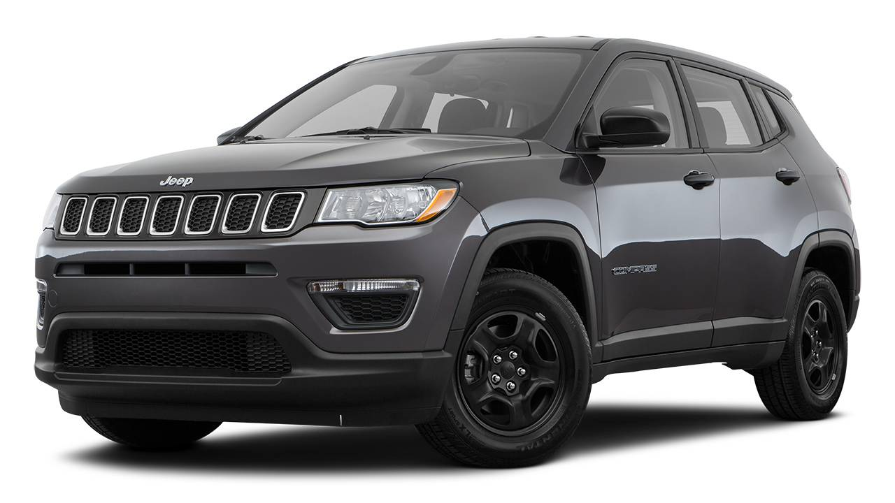 Lease A 2018 Jeep Compass Sport Manual 2wd In Canada