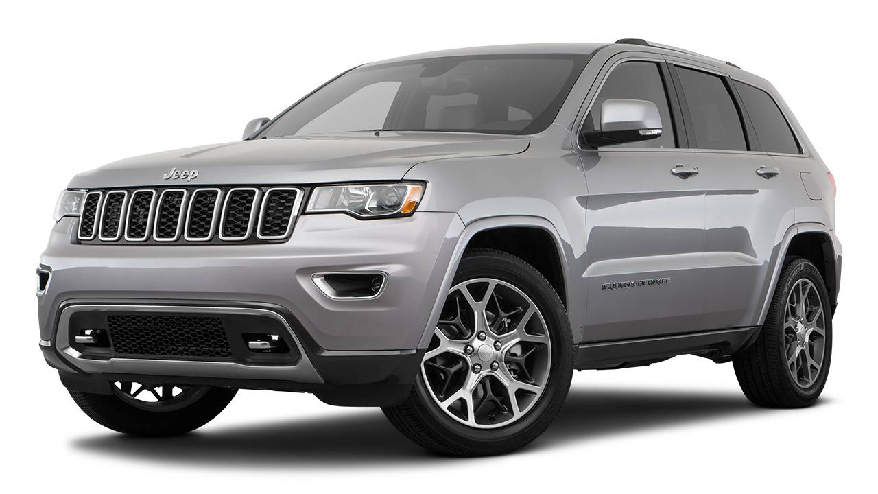 2018 Jeep Grand Cherokee Laredo Automatic AWD