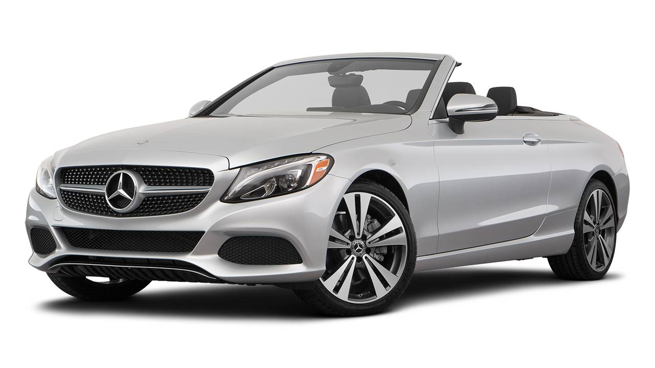 Lease A 2018 Mercedes Benz C 300 4matic Cabriolet
