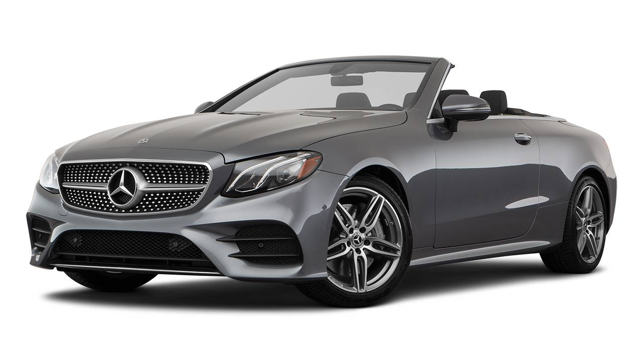 Lease a 2018 Mercedes-Benz E 400 4MATIC Cabriolet ...
