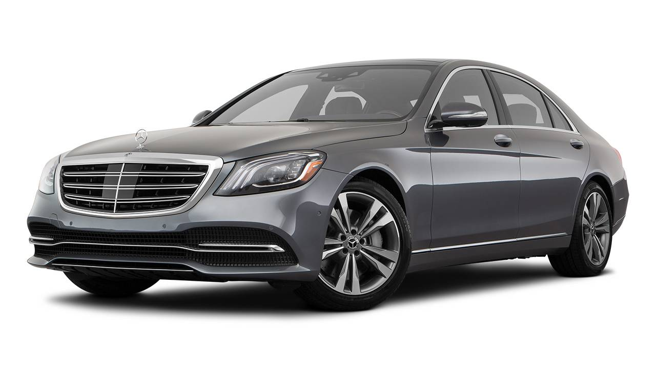 Lease A 2018 Mercedes Benz S 450 4matic Sedan Automatic