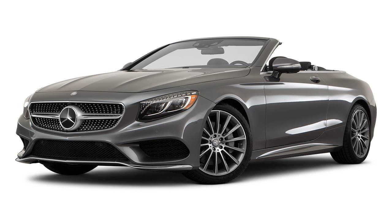 Lease a 2018 Mercedes-Benz S 550 Cabriolet Automatic AWD in Canada | LeaseCosts Canada