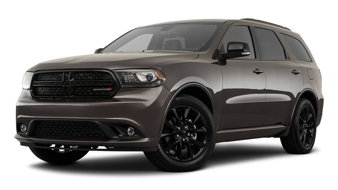 Lease a 2018 Dodge Durango SXT Automatic AWD in Canada ...