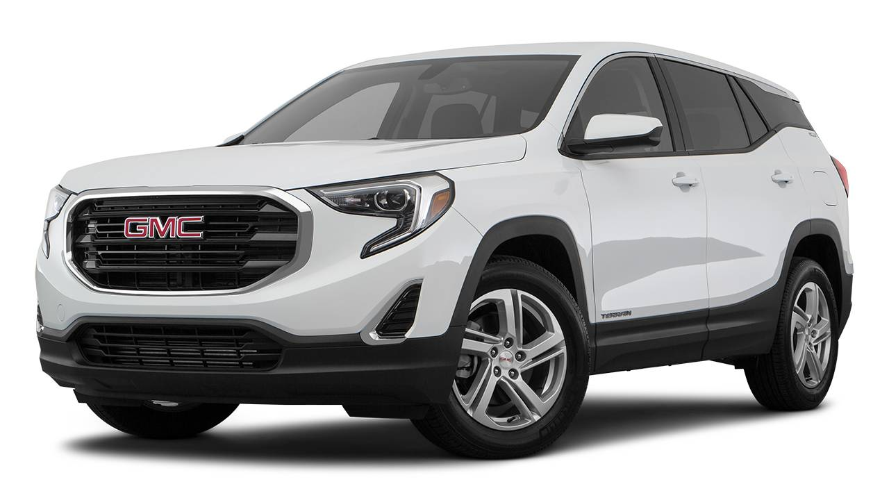 Lease A 2018 Gmc Terrain Sle 1 Automatic Awd In Canada