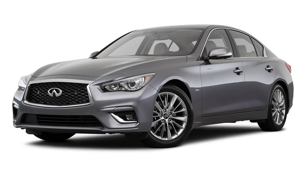 Infiniti Car Lease Calculator