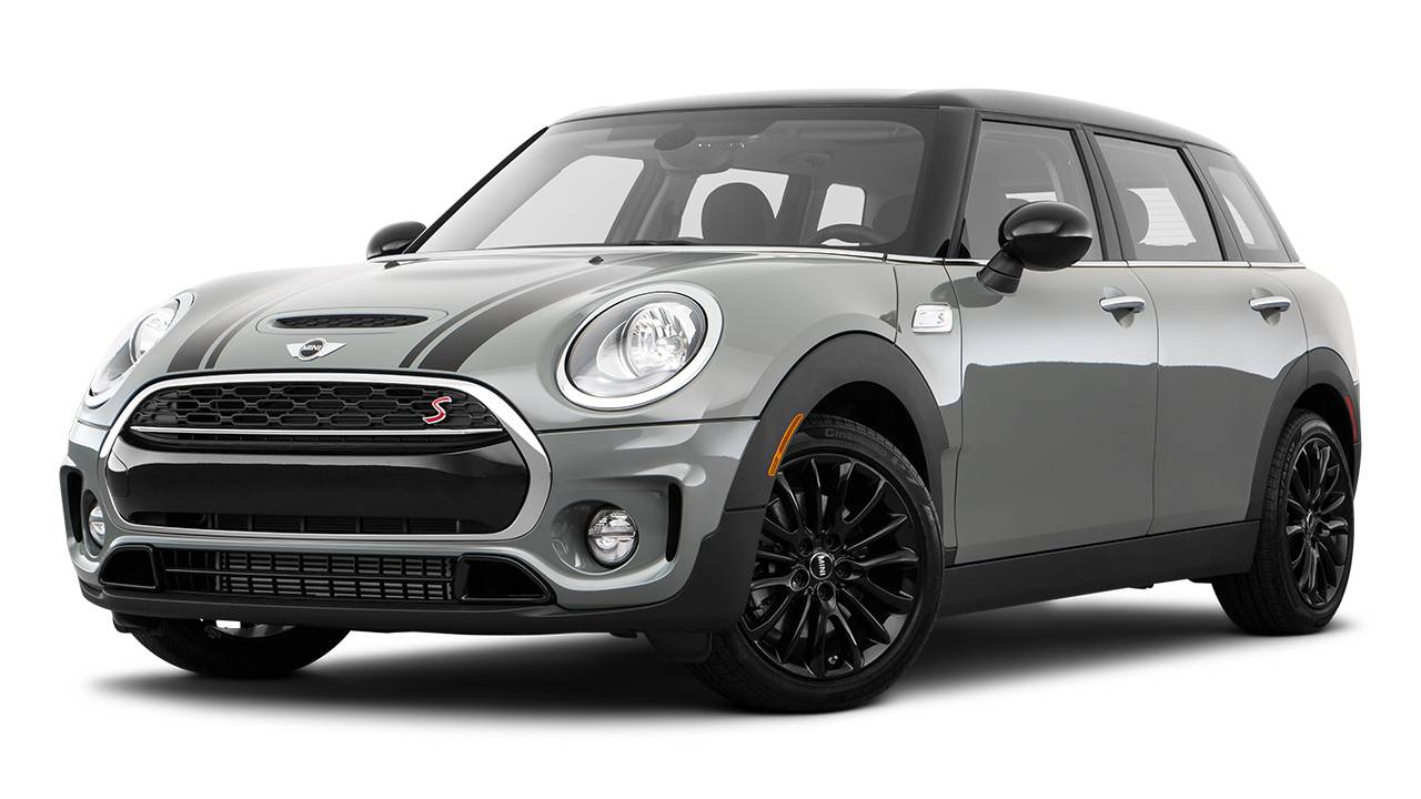 Lease a 2018 Mini Cooper Clubman Automatic AWD in Canada ...