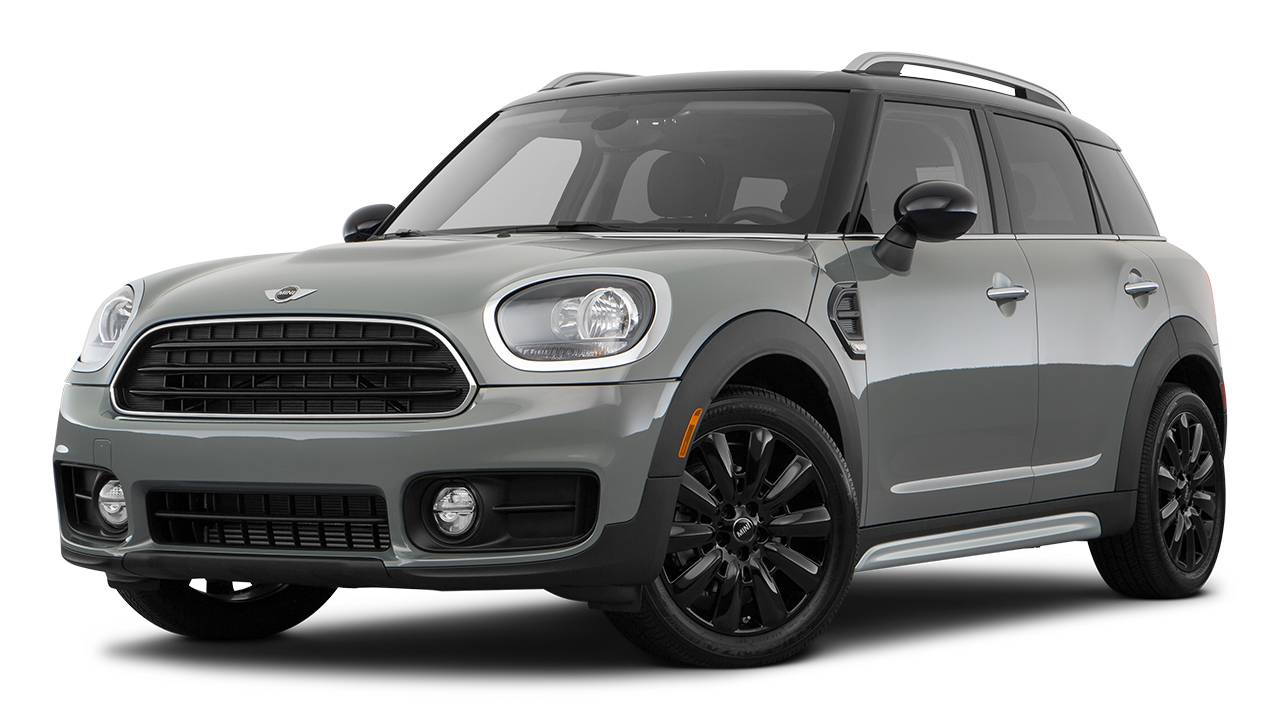 Lease A 2018 Mini Cooper Countryman Manual Awd In Canada