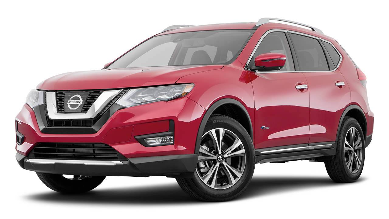 Lease A 2018 Nissan Rogue S Cvt Awd In Canada Leasecosts Canada