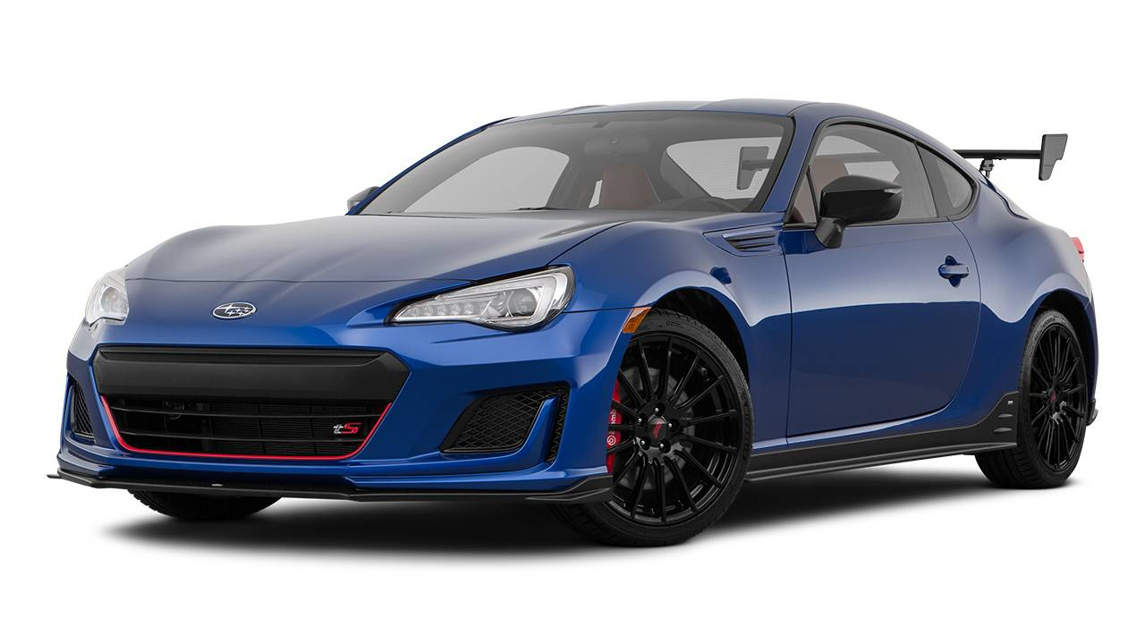 Lease A Subaru >> 2019 Subaru Brz Manual Awd