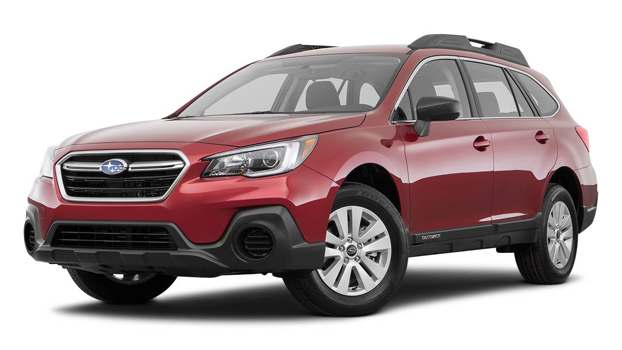 Lease A 2018 Subaru Outback 2 5i Automatic Awd In Canada