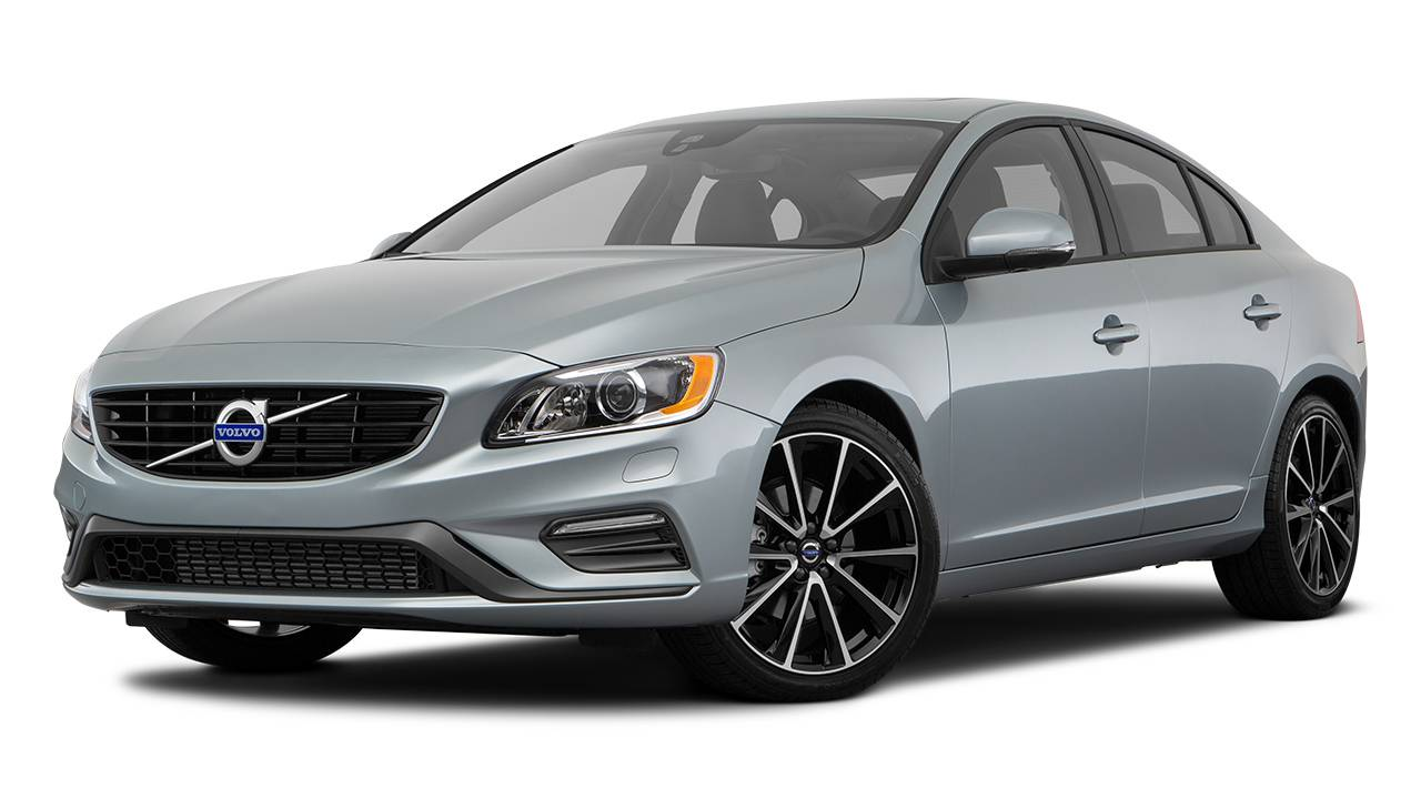 Lease a 2018 Volvo S60 Automatic AWD in Canada | Canada LeaseCosts