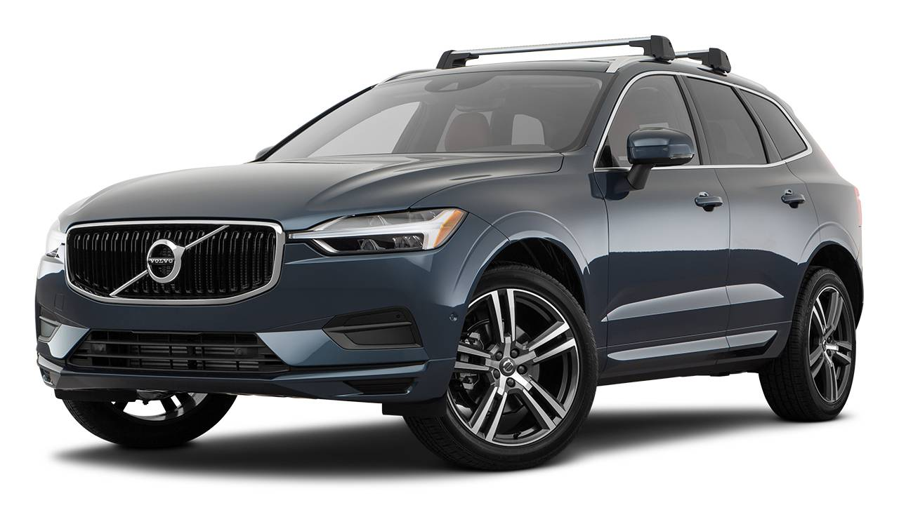 Lease A 2019 Volvo Xc40 Automatic Awd In Canada Canada