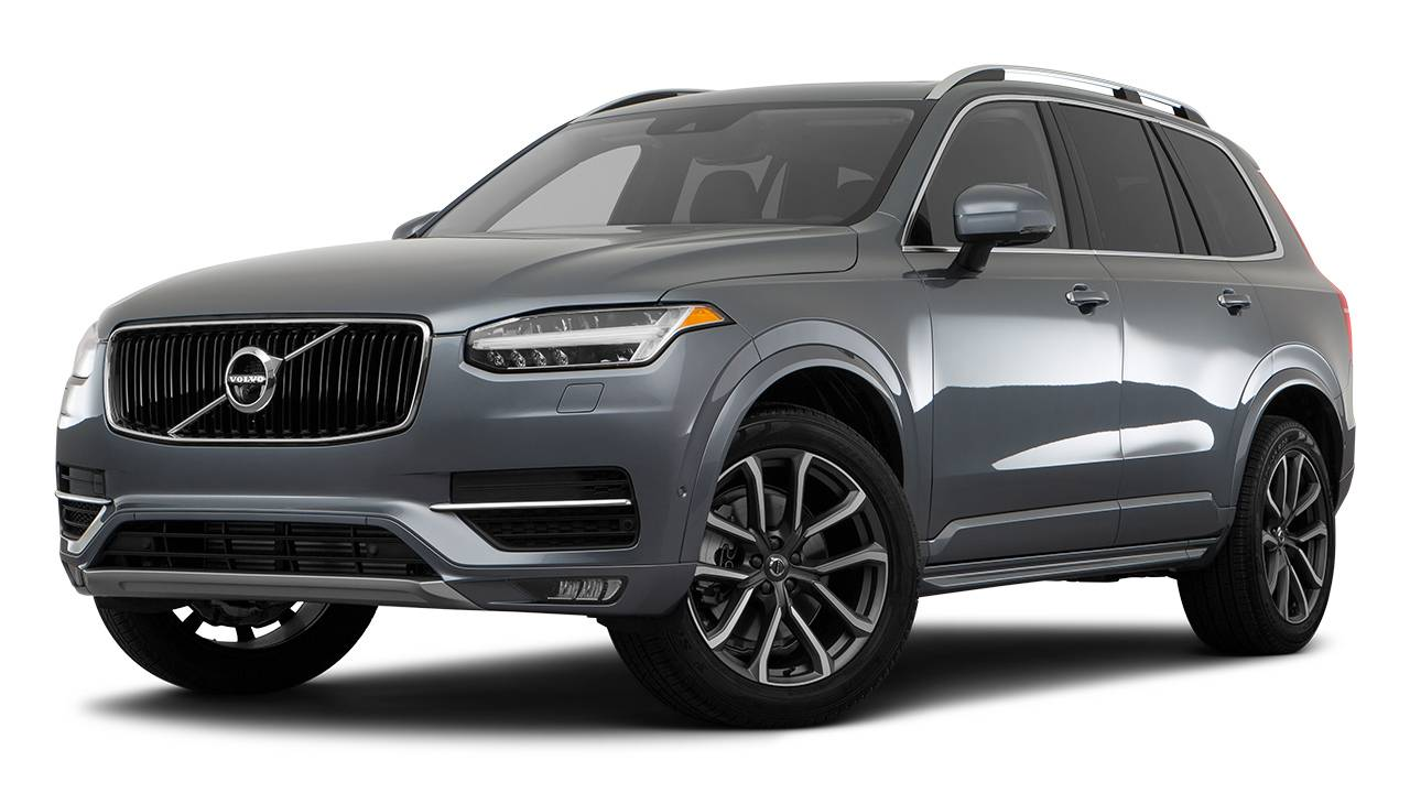 Lease A 2018 Volvo Xc90 Automatic Awd In Canada