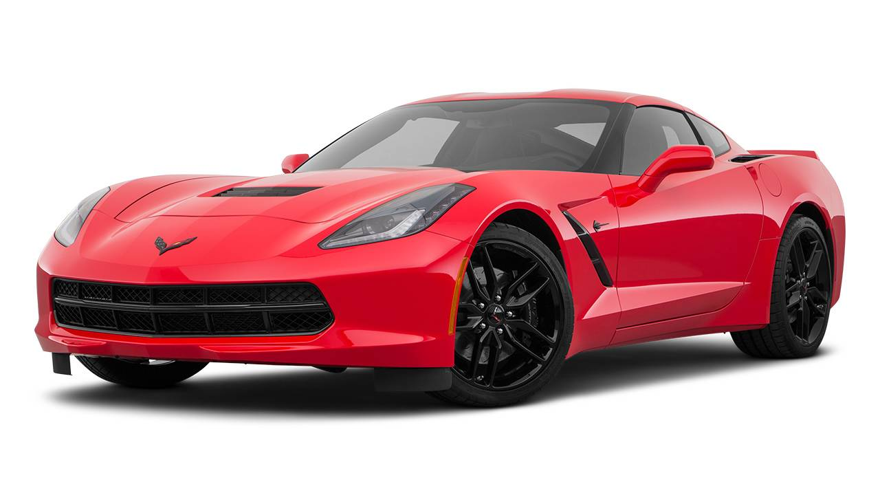 Lease A 2018 Chevrolet Corvette Stingray 1lt Manual 2wd In