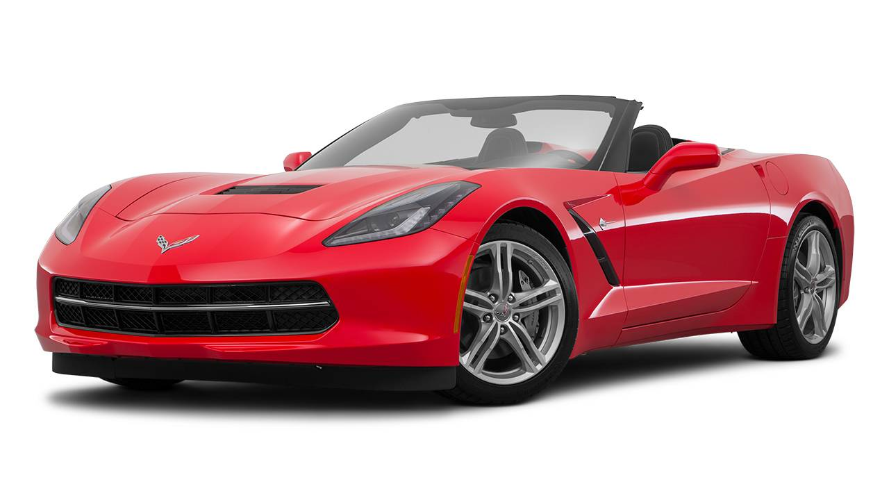 Lease A 2018 Chevrolet Corvette Stingray Convertible 1lt