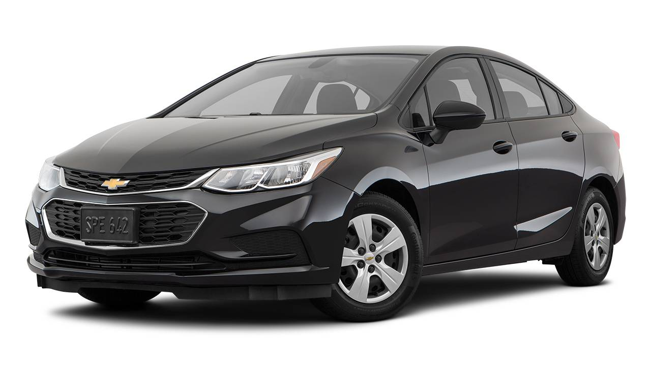 Lease a 2018 Chevrolet Cruze L Manual 2WD in Canada ...