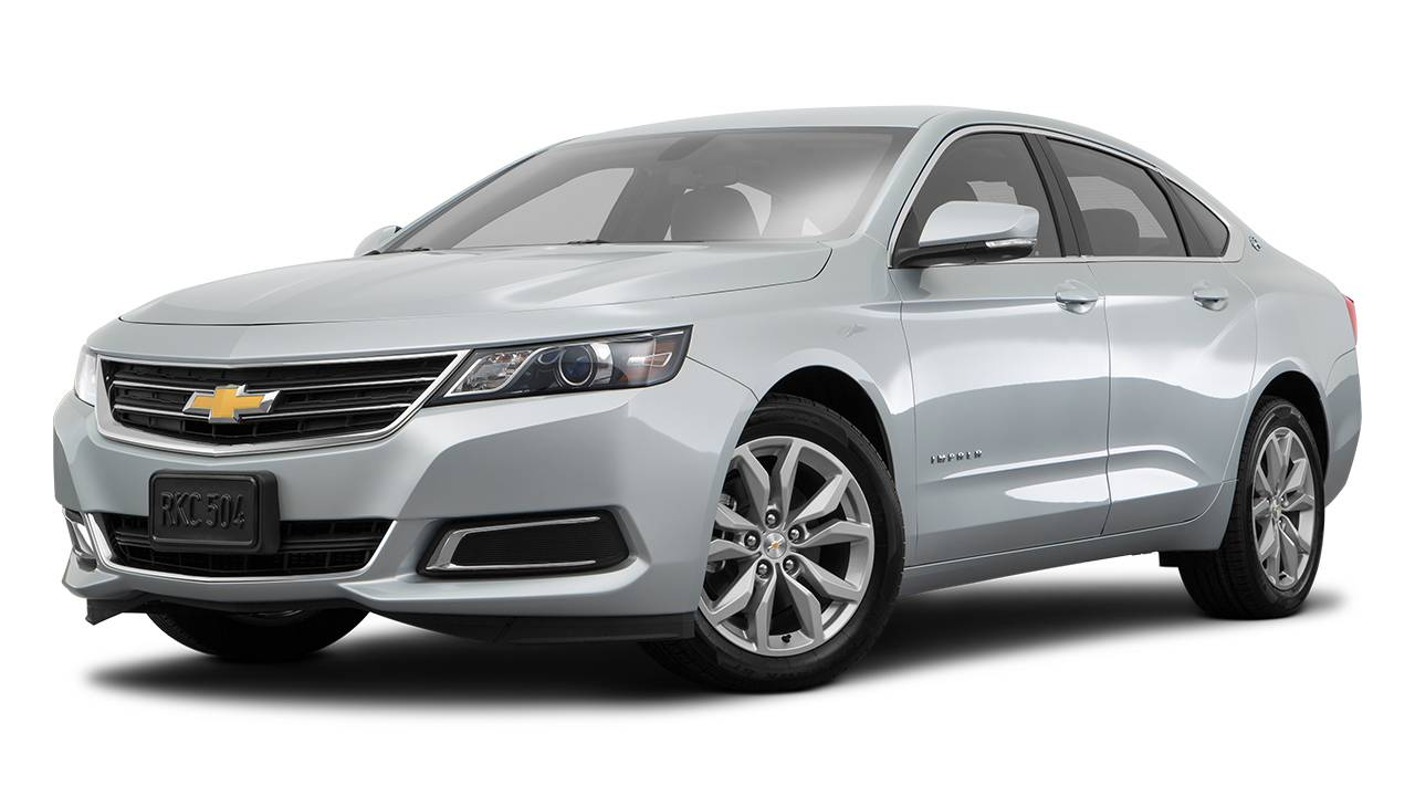 Lease a 2017 Chevrolet Impala Automatic 2WD in Canada ...