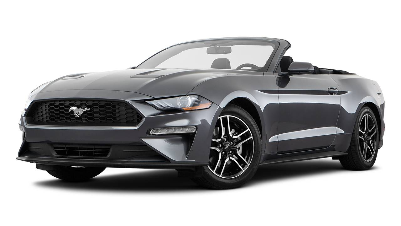 2018 ford mustang convertible automatic 2wd