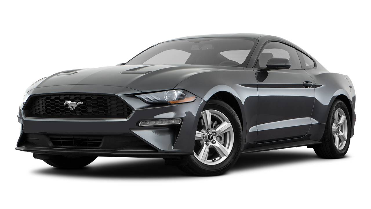 Lease A 2018 Ford Mustang V6 Fastback Automatic 2wd In