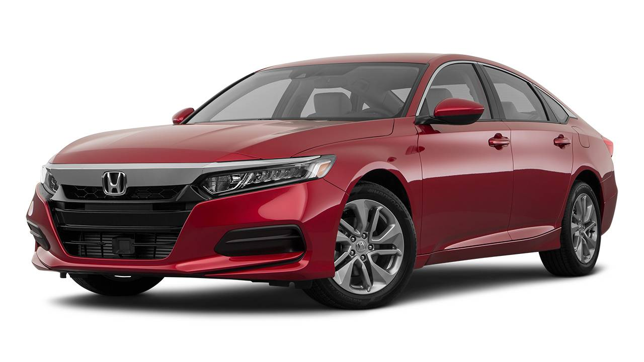 Louer Une 2018 Honda Accord Sedan Lx Automatic 2wd 224