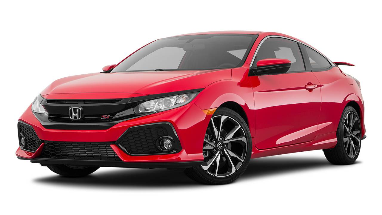 Lease A 2018 Honda Civic Coupe Lx Cvt 2wd In Canada