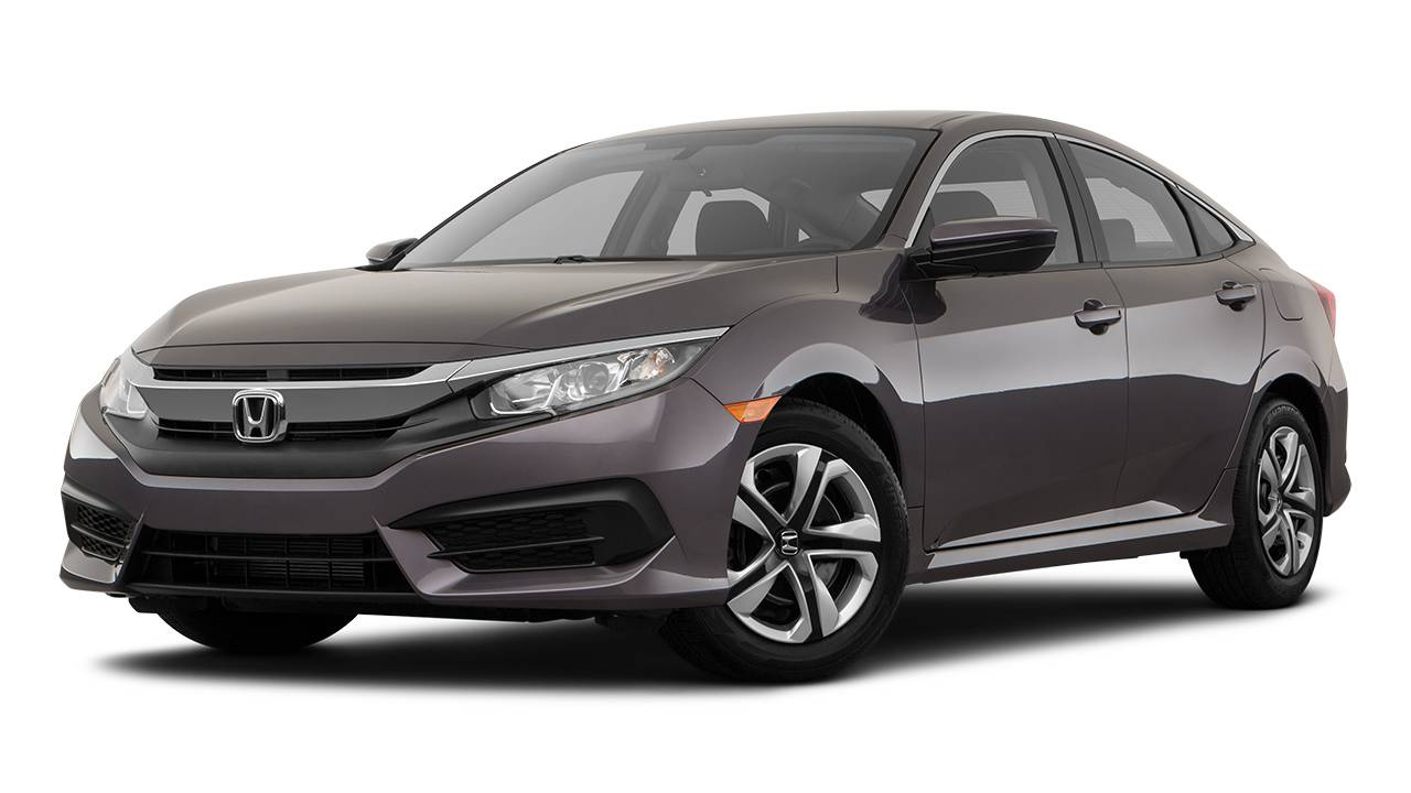 lease a 2018 honda civic dx sedan manual 2wd in canada