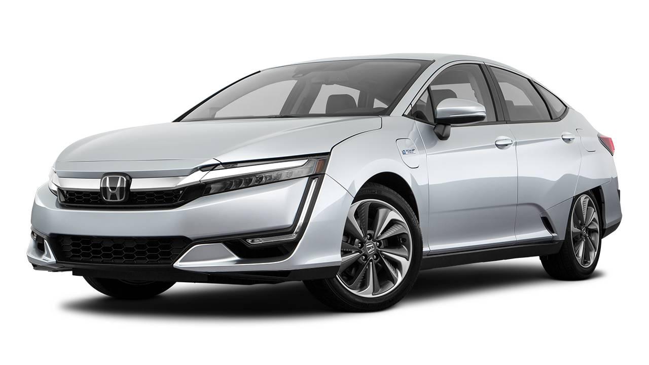 2018 Honda Clarity Hybrid CVT 2WD
